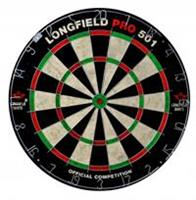Longfieldgames Dartbord Pro 501 Sisal