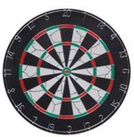 Generic Dartbord Deluxe met Pijlen 45cm
