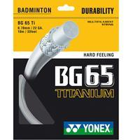 Yonex BG65 Ti Set Badmintonsnaren 10m