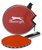 Slazenger tafeltennisbat hout zwart/rood