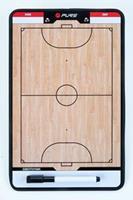 Pure2Improve coachboard zaalvoetbal 35 x 22 cm