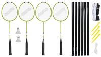 badmintonset stiga weekend