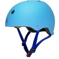 TRIPLE EIGHT Dual Certified with MIPS Liner Blue - Helm