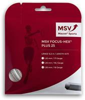 MSV Focus-HEX Plus 25 Set Snaren 12m