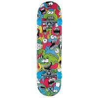 Xootz doublekick chompers skateboard 79 cm