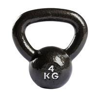 Virtufit Kettlebell Pro - Kettle Bell - Gietijzer - 4 kg