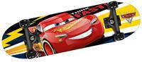 disney skateboard Cars rood/zwart 71 cm