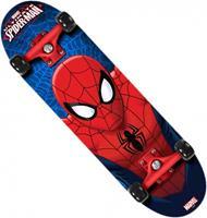 Disney skateboard Spider Man zwart/rood/blauw 71 cm