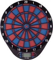 Bull's Bull´s dartbord Matchpoint Elektronisch 40,5 cm rood/blauw