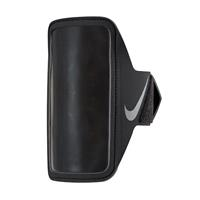Nike Lean Arm Band Sportarmbanden Zwart/Zilver