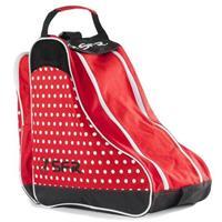 SFR Dots Ice & Skate Bag Red - Skate / Schaats Opbergtas