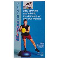 bosu DVD Strength & Athletic Conditioning for personal trainers