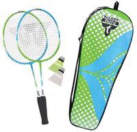 Talbottorro badmintonset Attacker junior 4-delig