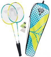 Talbottorro badmintonset Fighter 4-delig