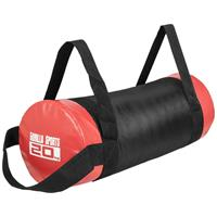 Weightbag 20 kg Kunststof gevuld met zand&metaalkorrels