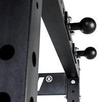 Tunturi RC20 Cross Fit Rack - Ball Pull-up Grips