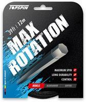 Topspin Max Rotation Set Black