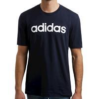 Adidas Essentials Linear T-shirt Heren
