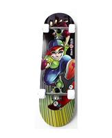 Maple Leaf Skateboard Black Hole Eighties: 79 Cm/abec7 991431