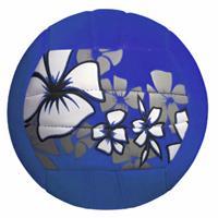 Beco beachvolleybal 15 cm blauw