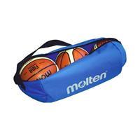 Molten ballentas voor basketballen 56,8 liter blauw