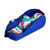 Molten ballentas voor volley en voetballen 36 liter blauw