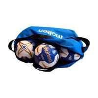 Molten ballentas voor handballen 48 liter blauw
