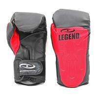 Legend Sports bokshandschoenen Power Rangers rood/zwart 0oz