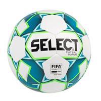 Select Voetbal Futsal Super Wit blauw 3613446002