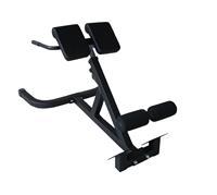 virtufit Hyperextension Pro - Roman Chair - Rugtrainer