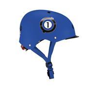 Globber helm Elite Lights /53 cm blauw
