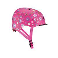 Globber helm Elite Lights /53 cm roze