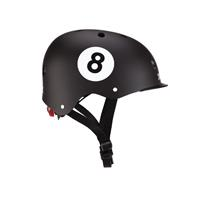 Globber helm Elite Lights /53 cm zwart