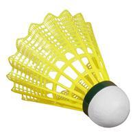 Victor Badmintonshuttle Shuttle 2000, Groen, langzaam, geel