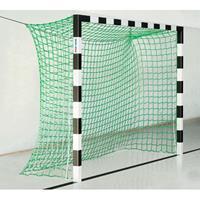 Sport-Thieme Zaalhandbaldoel 3x2 m, zonder Netbeugel, Blauw-zilver