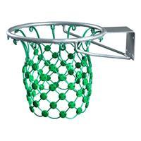 Sport-Thieme Basketbalkorf Outdoor, Met gesloten netogen