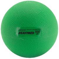 Gymnic Heavymed, 500 g, ø 10 cm, Groen