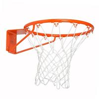 Sport-Thieme Basketbalring Standard 2.0, Met open netogen