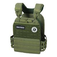 Crossmaxx LMX1901 Crossfit Tactical Vest Army Green - Eind Juli
