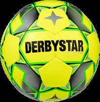DerbyStar Futsal Basic Pro TT geel grijs groen 1741