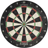 Shot Dartbord Rogue Bristle 45 cm - Dartborden