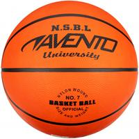 Avento basketbal Old Faithful rubber oranje