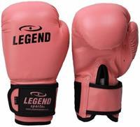 Legend Sports bokshandschoenen junior roze