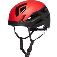Black Diamond - Vision Helmet - Klimhelm, zwart/rood