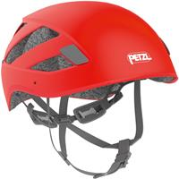 Petzl - Boreo - Klimhelm, rood/grijs