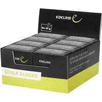 Edelrid - Chalk Block II - Magnesium, snow