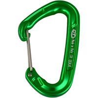 Climbing Technology - Fly-Weight Evo - Snapkarabiner, groen/olijfgroen