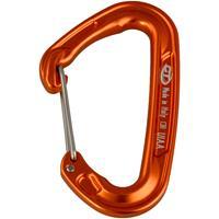 Climbing Technology - Fly-Weight Evo - Snapkarabiner, bruin/oranje