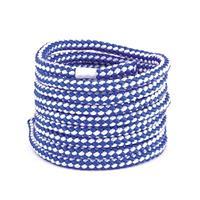 """Sport-Thieme Gymnastiektouw """"Dual Color"""", Blauw-wit"""