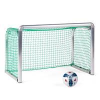 Sport-Thieme Mini-Trainingsdoel Protection, Incl. net, blauw (mw 10 cm), 1,20x0,80 m, diepte 0,70 m